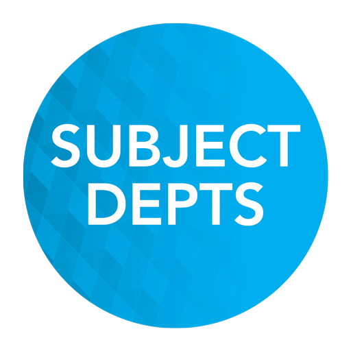 Subject Departments