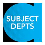 Subject Departments